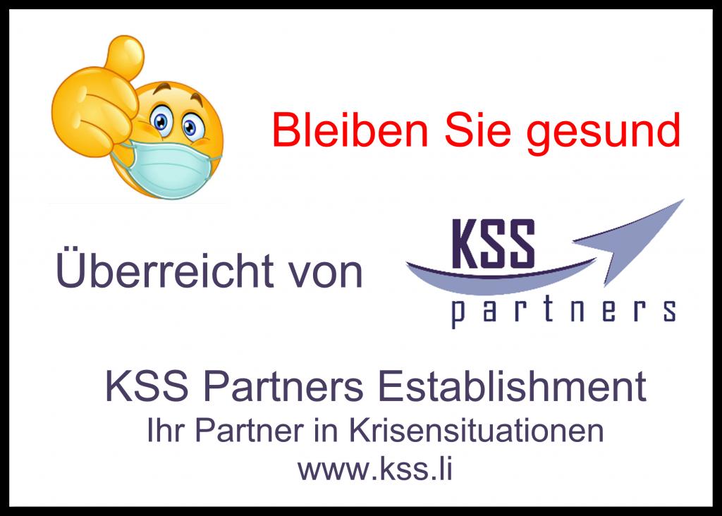 KSS Partners Covid 19 Bleiben Sie gesund 11.2020